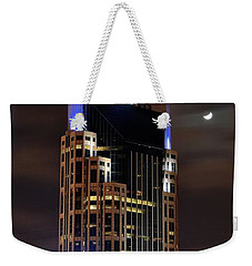 Nashville Weekender Tote Bag by Frozen in Time Fine Art Photography