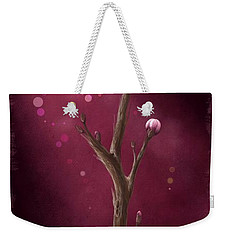 New Life Weekender Tote Bag by Veronica Minozzi