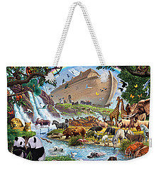 Noahs Ark - The Homecoming Weekender Tote Bag by Steve Crisp