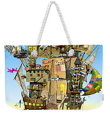Norah's Ark Weekender Tote Bag by Colin Thompson