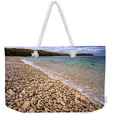 Northern Shores Weekender Tote Bag by Adam Romanowicz