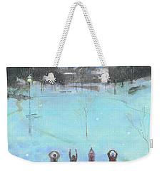 O-h-i-o Weekender Tote Bag by Stan Fellows