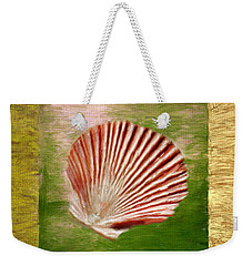 Ocean Life Weekender Tote Bag by Lourry Legarde