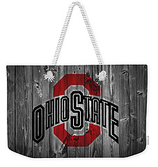 Ohio State University Weekender Tote Bag by Dan Sproul