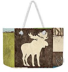 Open Season 1 Weekender Tote Bag by Debbie DeWitt
