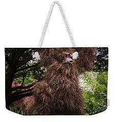 Orangutan Weekender Tote Bag by Joan Carroll
