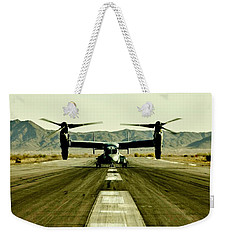 Osprey Takeoff Weekender Tote Bag by Benjamin Yeager
