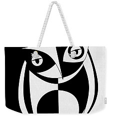 Own Abstract  Weekender Tote Bag by Mark Ashkenazi