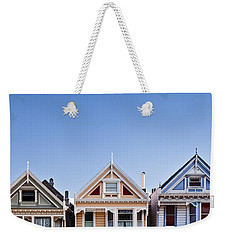 Painted Ladies Weekender Tote Bag by Dave Bowman
