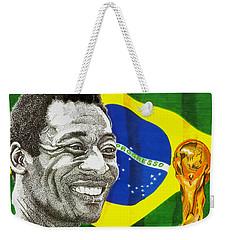 Pele Weekender Tote Bag by Cory Still