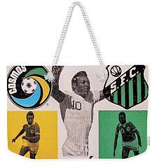 Pele Finale Weekender Tote Bag by Benjamin Yeager