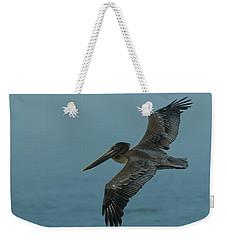 Pelican Weekender Tote Bag by Sebastian Musial