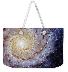 Perfect Spiral Weekender Tote Bag by Benjamin Yeager