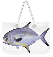 Permit Weekender Tote Bag by Carey Chen