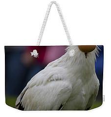 Pharaos Chicken 2 Weekender Tote Bag by Heiko Koehrer-Wagner