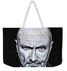 Phil Collins Weekender Tote Bag by Paul Meijering