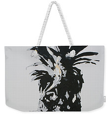 Pineapple Weekender Tote Bag by Katharina Filus