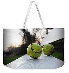 Play Ball Weekender Tote Bag by Paul Ward