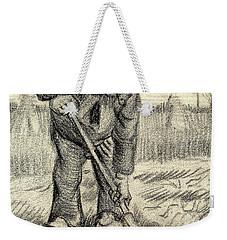 Potato Gatherer Weekender Tote Bag by Vincent Van Gogh