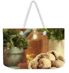 Potatoes Weekender Tote Bag by Amanda Elwell