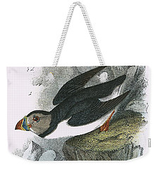 Puffin Weekender Tote Bag by English School