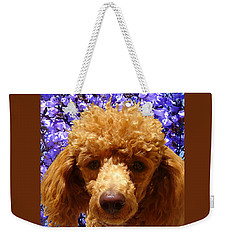 Pumpkin Weekender Tote Bag by Amy Vangsgard