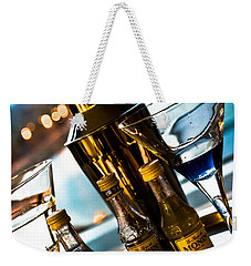 Ready For Drinks Weekender Tote Bag by Sotiris Filippou