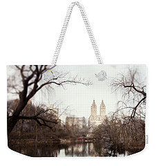 Reflected Weekender Tote Bag by Lisa Russo