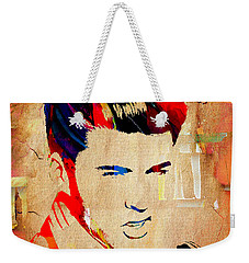 Ricky Nelson Collection Weekender Tote Bag by Marvin Blaine