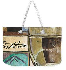 Riesling Weekender Tote Bag by Debbie DeWitt