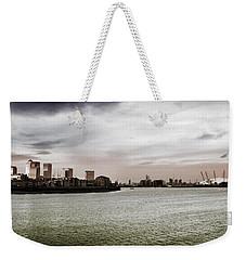 River Bend Weekender Tote Bag by Mark Rogan