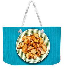 Roast Potatoes Weekender Tote Bag by Tom Gowanlock