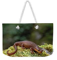 Rough-skinned Newt Oregon Weekender Tote Bag by Gerry Ellis