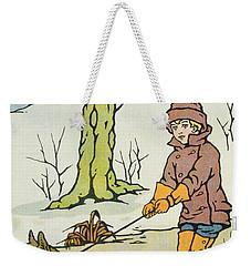 Run Dandy Run Weekender Tote Bag by Anonymous