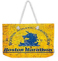 Runners Weekender Tote Bag by Charlie Brock