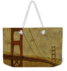 Safe Passage Weekender Tote Bag by Andrew Paranavitana