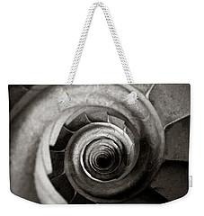 Sagrada Familia Steps Weekender Tote Bag by Dave Bowman