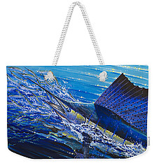 Sail On The Reef Off0082 Weekender Tote Bag by Carey Chen