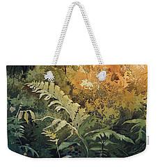 Salute To The Sun Weekender Tote Bag by Kris Parins