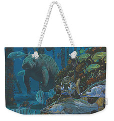 Sanctuary In0021 Weekender Tote Bag by Carey Chen