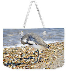 Sandpiper Weekender Tote Bag by Betsy Knapp