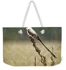 Scissortailed-flycatcher Weekender Tote Bag by Betty LaRue