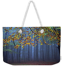 Seconds Before The Light Went Out Weekender Tote Bag by Roeselien Raimond