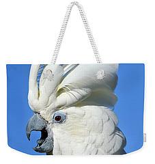 Shady Umbrella Weekender Tote Bag by Tony Beck