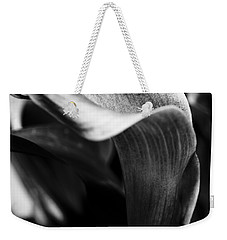 Shapely As A Lily Weekender Tote Bag by Christi Kraft