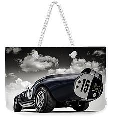 Shelby Daytona Weekender Tote Bag by Douglas Pittman