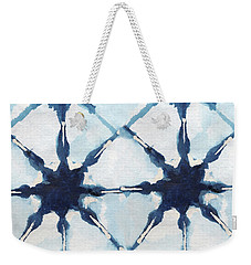 Shibori II Weekender Tote Bag by Elizabeth Medley