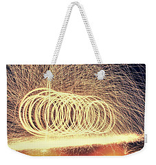 Sparks Weekender Tote Bag by Dan Sproul
