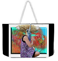 Spore Weekender Tote Bag by Betsy Knapp