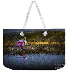 Spotlight Weekender Tote Bag by Marvin Spates